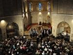 A cycle of Sabbath songs, the Dormition church